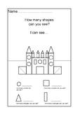 how many shapes