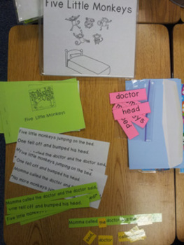 how now brown COW: A Concept of Word Literacy Station