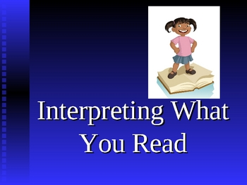 how to infer what you read