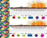 hungry caterpillar nameplates