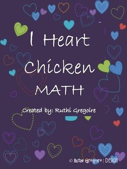 i Heart Chicken MATH