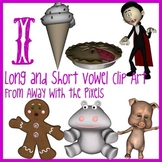 i - Long and Short Vowel Clip Art - Large High Quality Cli