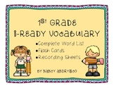 i-Ready 1st Grade Vocabulary Pack