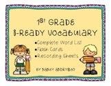 i-Ready 1st Grade Vocabulary Pack