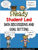i-Ready Student-Led Data Discussion and Goal Setting Sheets