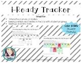 i-Ready student  tracker