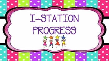i-Station progress