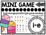 i-e Magic E Phonics Game