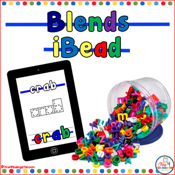iBead Blends Word Bead Mats