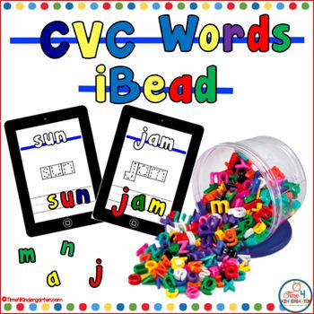 iBead CVC Word Bead Mats