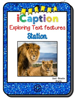 Text Features Station
