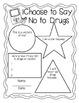 iChoose to Say No to Drugs {Red Ribbon Week/Drug Awareness}