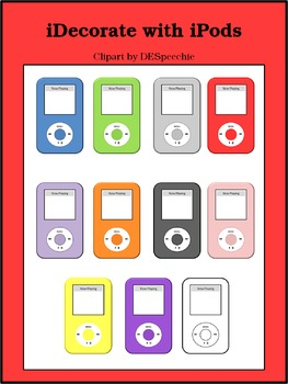 iDecorate with iPods