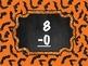 iFlash Halloween Subtraction Digital Flashcards PDF