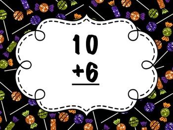 iFlash Halloween Addition Digital Flashcards PDF
