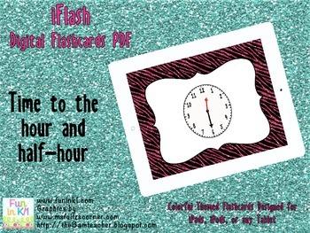 iFlash Wild Time Digital Flashcards PDF