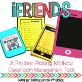 Partner Picking Phone