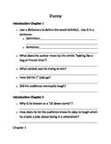 iFunny Comprehension Worksheets