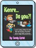 iGenre...Do You?