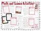 February Activities {Literacy, Math & Science}