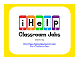iHelp Classroom Jobs
