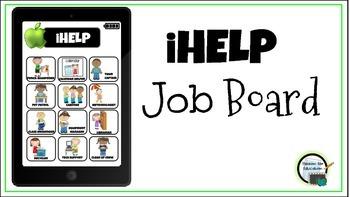iHelp Job Board
