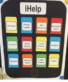 iHelp job chart template