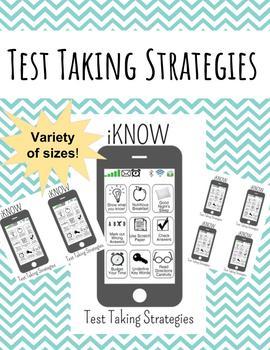 iKNOW test taking strategies