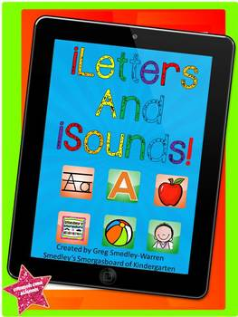 iLetters And iSounds: Letters And Sounds Creation!
