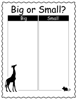 iLikeTeaching Animal Sort