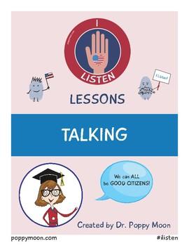 iListen Lesson: TALKING