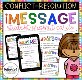 iMessage Conflict-Resolution Prompt Cards