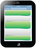 iMessage iPad Template Editable