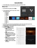"iMovie App - ""How-to"" Sheet 2"