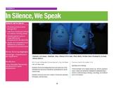iMovie Basics: In Silence We Speak Project