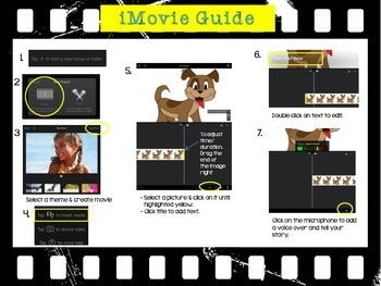 iMovie Guide for students