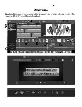 iMovie Quiz
