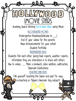 iMovie Stars Round Table Discussion