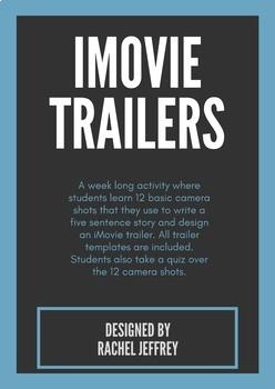 Imovie Trailer Template By Rbjteaches Teachers Pay Teachers