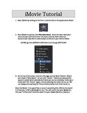 iMovie Tutorial