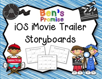 iOS iMovie Trailer Storyboards (includes newest trailers)