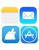 iPHONE Job Chart icons