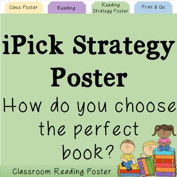 iPICK reading poster