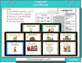 iPad - 10 eBooks for Guided Reading - Level D, With Running Record Scoring Pages