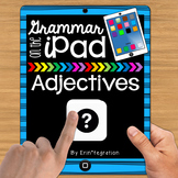 iPad Adjective Activity