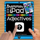 iPad Adjective Activity