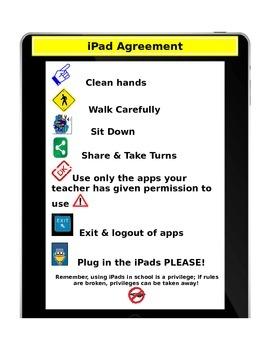iPad Agreement & Rules