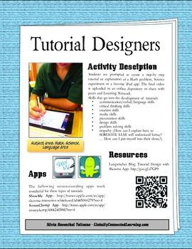 iPad Apps & Activites