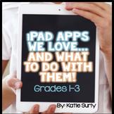 iPad Apps We Love