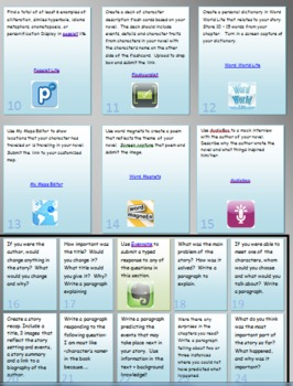 iPad Apps for Literature Circles